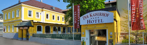 Hotel Kaiserhof **** Thurner-Straße 4 07752/82488 Office@kaiserhof.at